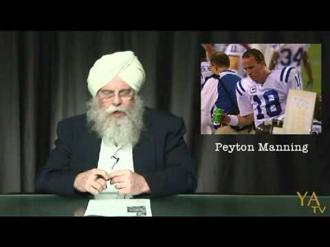 PEYTON MANNING – Sports Numerology