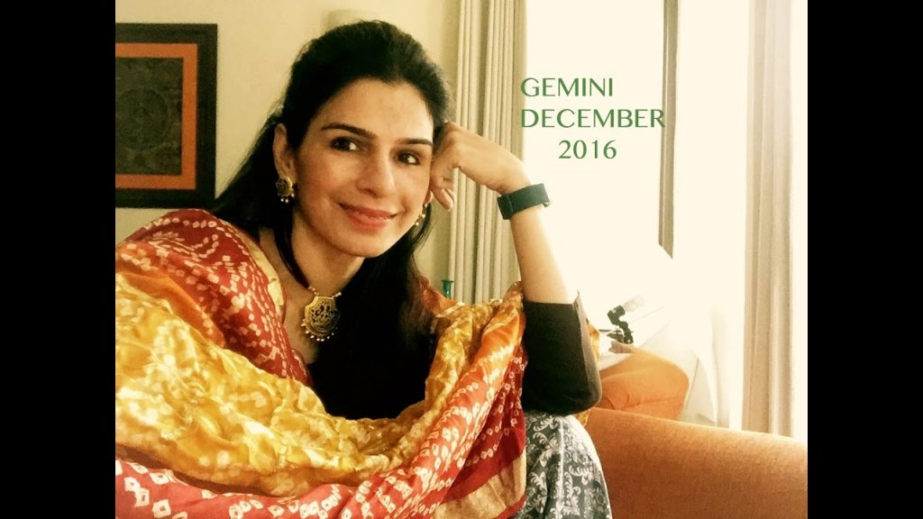 GEMINI ASTROLOGY DECEMBER HOROSCOPE 2016| Tarot by Anisha
