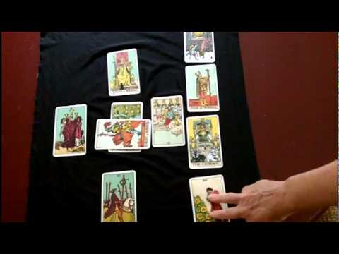 Tarot Card Reading Layouts: Celtic Cross Layout Part Two