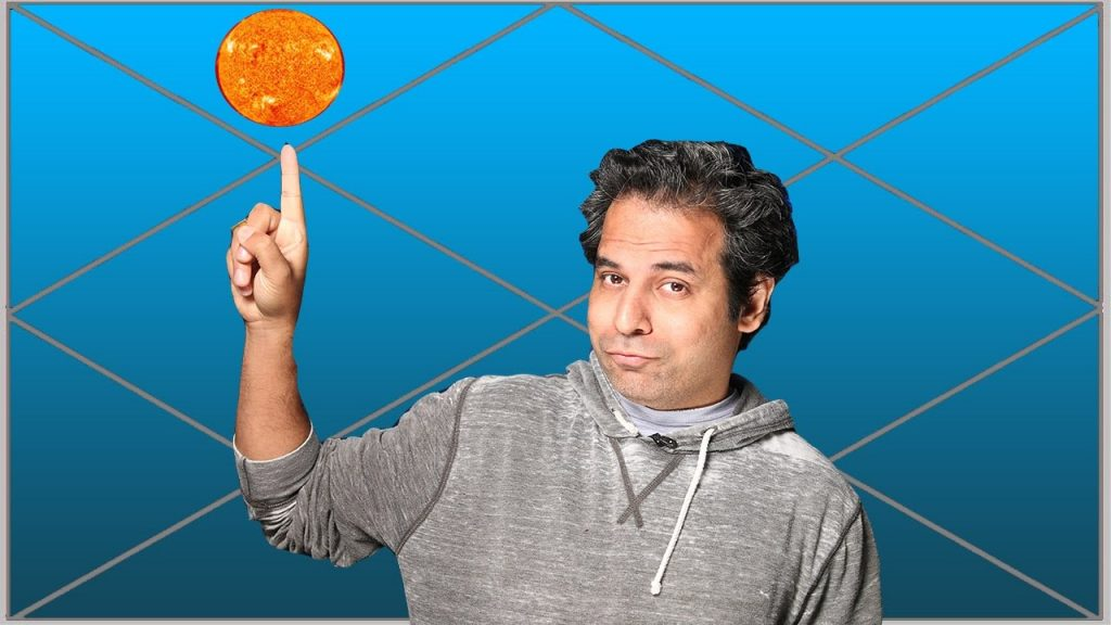 Sun in 2nd house in Scorpio for Libra Ascendant in Astrology