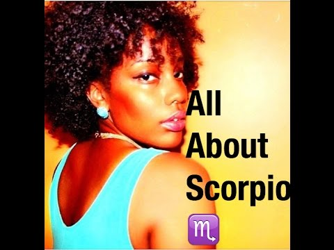 Astrology #17: All About Scorpio