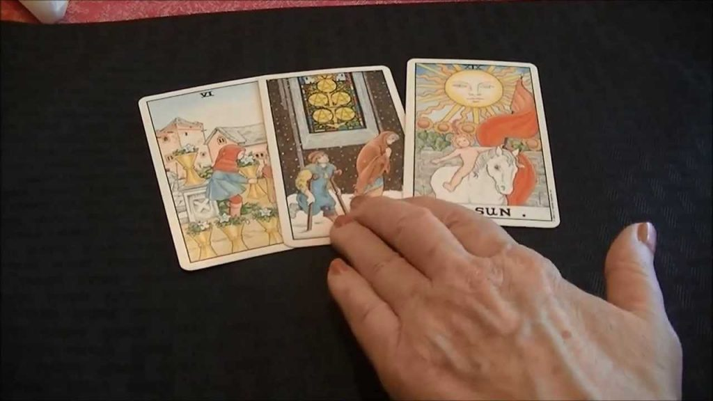 Reading Combinations of Tarot Cards and Groupings