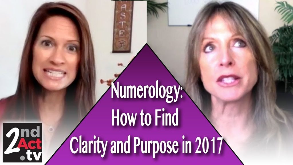 2017 Year of New Beginnings: Numerology Tutorial! My Numerology Universal Global Number