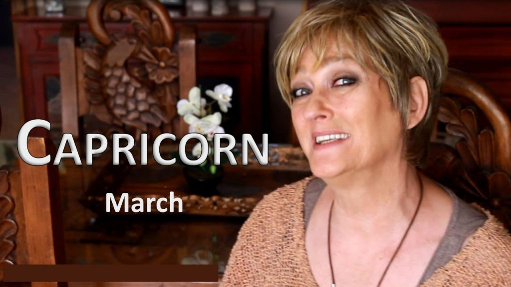 CAPRICORN March Horoscope – 2017 Astrology. Important 'Talks' & Agreements & Home Projects