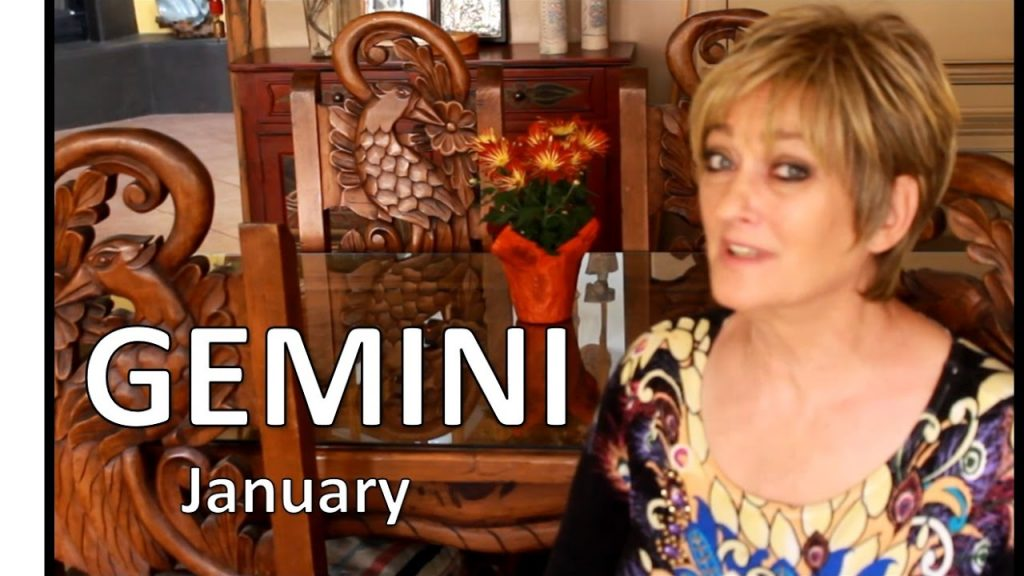 GEMINI January 2017 ASTROLOGY – HOROSCOPE – Awesome Start of Your Year!