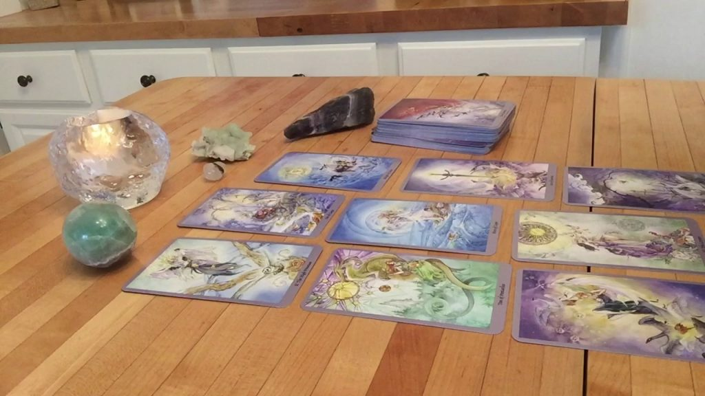 Capricorn March 2017 Psychic Tarot Card Reading – Emotional Month.