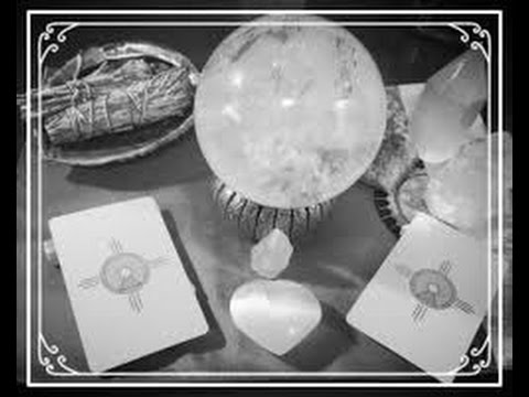 Cleansing & Charging Oracle/Tarot Decks with Divine D