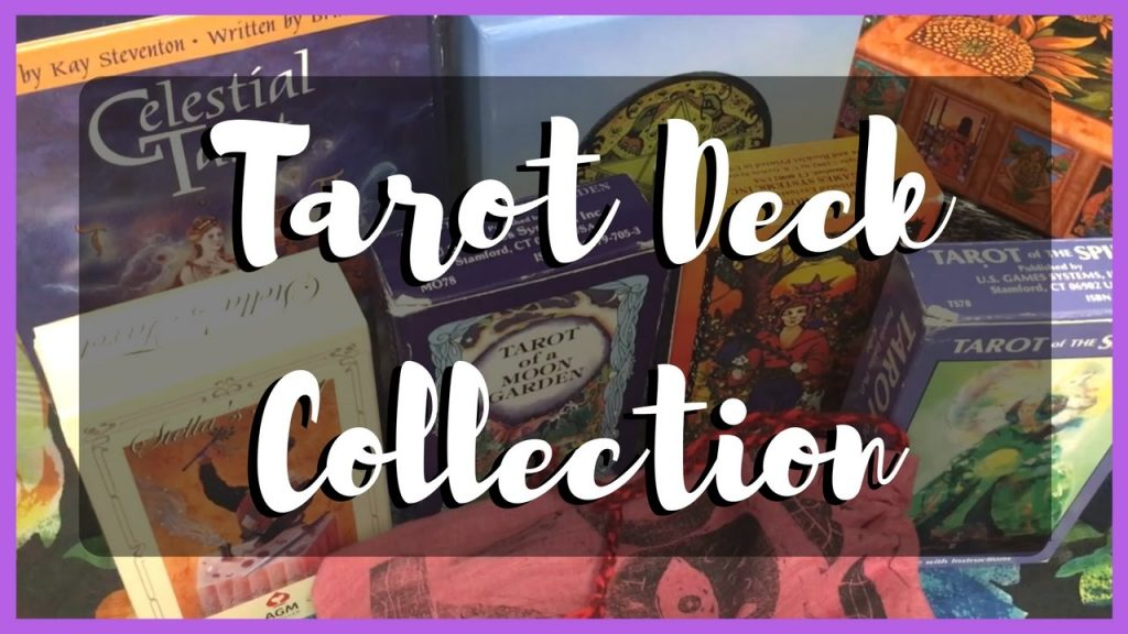 Tarot Deck Collection 2016 – Part 1: decks currently in print
