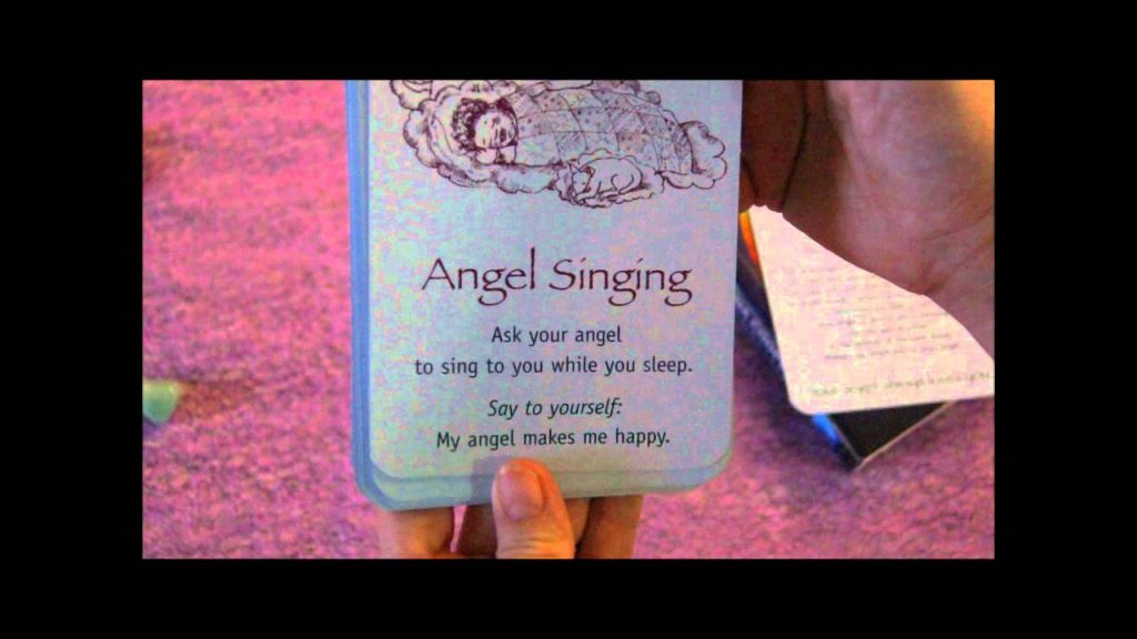 Angel Cards for Children – Diana Cooper – NewAgeCave.com Review Oracle / Tarot cards / deck