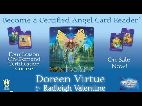 Advanced Angel Oracle and Tarot Cards: Four-Lesson Course with Doreen Virtue and Radleigh Valentine