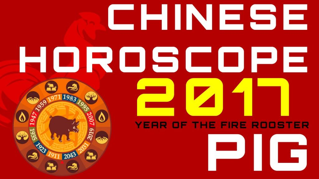 Pig 2017 Chinese Horoscope Predictions