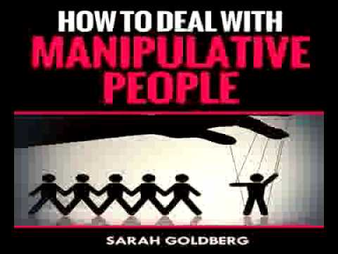 How To Deal With Manipualtive People