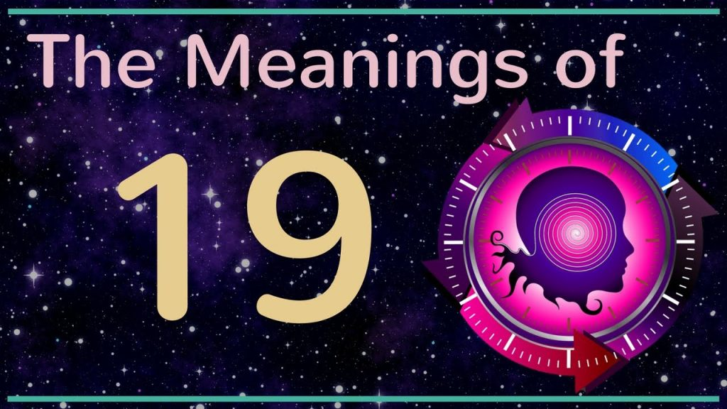 Number 19: The Numerology Meanings of Number 19